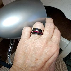 Jimmy Crystal Ring
